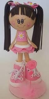 85 mejores imágenes de muñecas en tela foamy y mas do crafts