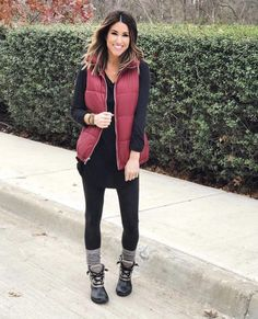 30 Easy Thanksgiving Outfit Ideas by Wearing Legging and Boots - Women's fashion 2020 Sporty Outfits, Fashion Outfits, Girly Outfits, Fashion Clothes, Sporty Fashion, Athleisure Outfits, Nike Outfits, Teen Fashion, Womens Fashion