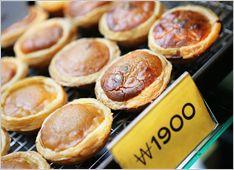 Pastel de nata 安国店|三清洞・ソウル北部(ソウル)のグルメ・レストラン|韓国旅行「コネスト」