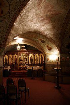 cathédrale Saint-Alexandre Nevsky. Paris 8e