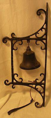 Antique Dinner Bell