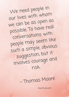 charming life pattern: thomas moore - quote