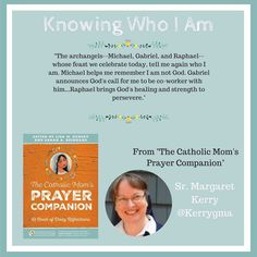 Wisdom for today's feast from @kerrygma @daughterstpaul #prayercompanion Check out The Catholic Moms Prayer Companion for daily wisdom & inspiration! new from my @lisahendey Instagram