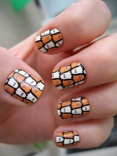 1813 Best Artsy Nails Images On Pinterest Halloween Halloween