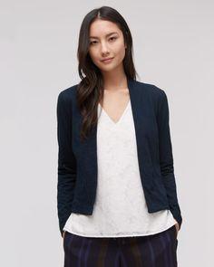 Cotton Flamé Jacket