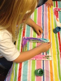 Easy Father's Day Craft For Kids To Make & Give. Craft for kids. -frame-diy#