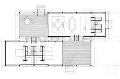 marie short house - Google Search Simple Floor Plans, Wall Yoga, Home Office Table, Green Interior Design, Best Home Gym, Trendy Home, Bars For Home, Modern House Design, New Homes