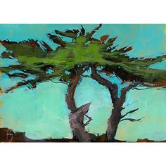 Decorate your wall with this stunning canvas art designed to fit any decor. Artist: Paul Bailey Title: Cypresses Product type: Canvas Style: Contemporary Format: Landscape Subject: Landscapes Size: XL