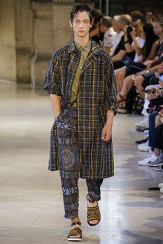 Kolor - Spring 2017 Menswear