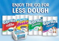 $1 off Charmin Ultra Soft Coupon Mailed! First 5,000!