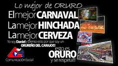 Claiming to be the best Carnaval.