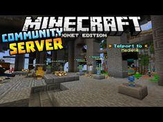 NEW MCPE SERVER 0.13.0!!! - Mobcrush Community Server - Minecraft PE (Pocket Edition) - http://dancedancenow.com/minecraft-lan-server/new-mcpe-server-0-13-0-mobcrush-community-server-minecraft-pe-pocket-edition/