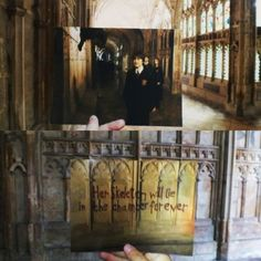 The Cloisters at Gloucester Cathedral - (Harry Potter filming location)