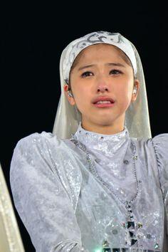 ナタリー - ももクロ、極寒の西武ドーム公演で国立サプライズに号泣