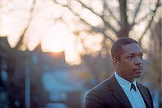 Coltrane, by Jim Marshall