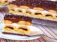 rozczochrane okruszki: Ciasto sowie oczka.