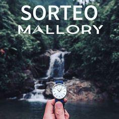 Sorteazo de mallorytime @mallorytime Puedes ganar este fantastico reloj #mallory  Yo ya me he apuntado te animas?
