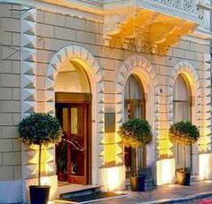 Raffaello Hotel - Rome, Italy