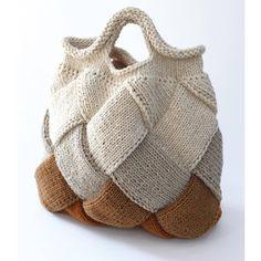 Marvelous Crochet A Shell Stitch Purse Bag Ideas. Wonderful Crochet A Shell Stitch Purse Bag Ideas. Crochet Tote, Crochet Handbags, Crochet Purses, Easy Crochet, Knit Crochet, Knitted Bags, Handmade Bags, Knitting Patterns, Tote Bag