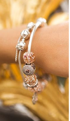 Wrap up in the PANDORA Autumn collection available at PANDORA Store Mall of America and online at www.BeCharming.com.