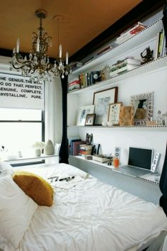 Small room but cosy and efficient