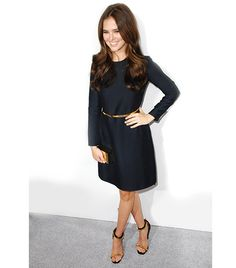 @Who What Wear - Zoey Deutch, 19  Famous Family: Lea Thompson Big Break: After playing Sarah Michelle Gellar's sassy stepdaughter on The CW's Ringer, Zoey hit the big screen in Beautiful Creatures. Next up? This month's film Vampire Academy.