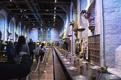 Great Hall - Warner Bros Studio Tour London by Christina Guan