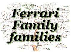 Ecco le grandiose famiglie della Grande Famiglia Ferrari - Ferrari Family Global