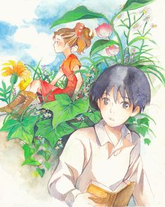 The Secret World of Arrietty (Arrietty and Shou)