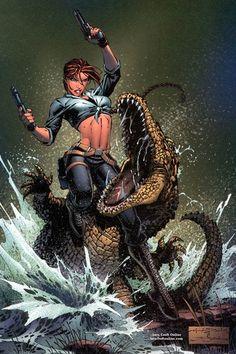 Lara Croft (Tomb Raider)