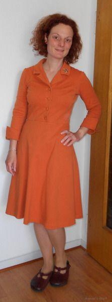 MeMadeMay15 - Day 14  Jerseydress: Vogue 8613 #mmmay15