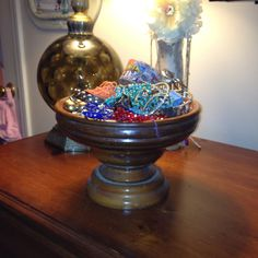 Bowl for bracelets
