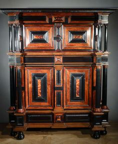 Antique Furniture Edwardian (1901-1910) Temperate Antique Edwardian Inlaid Wardrobe Linen Press Sale Price
