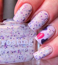 It's all about the polish #nail #nails #nailart