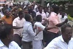 Sri Lankan pilgrims' buses attacked again in Tamil Nadu