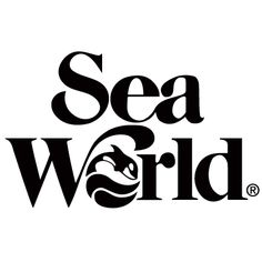 The old Sea World logo!