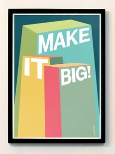 SELL SELL SELL OUT! Prints & Posters for SALE! by Paul Robson, via Behance
