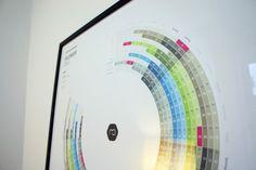 Infografic kalendar