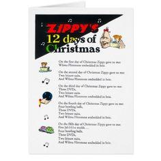 12 Days Of Christmas Lyrics Funny New Calendar Template Site