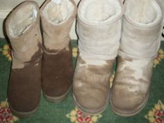 Did your Uggs get wet in the rain or snow? Now that we've covered how to remove stains from your uggs, let's talk about how to dry your water damaged UGG Ugg Snow Boots, Ugg Boots Sale, Ugg Boots Cheap, Only Fashion, Teen Fashion, Fashion Shoes, Fashion Tips, Fashion Clothes, Fashion Trends