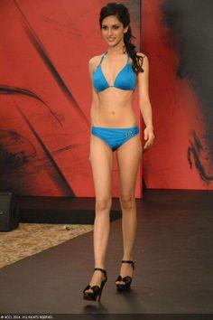 Femina Miss India 2014 finalist Koyal Rana strikes a pose in sexy bikini during the Femina Miss Beautiful Body Subcontest. #Style #Fashion #Beauty #Sexy