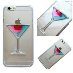 Martini - iPhone Case $26.99 - $14.97 Martini iPhone Case*** ONLY FOR iPhone 5S, 6 ,or 6 PLUS ****** CHOOSE YOUR PHONE MODEL IN DROP DOWN MENU ***Note:  Please allow 3-4 weeks for delivery.