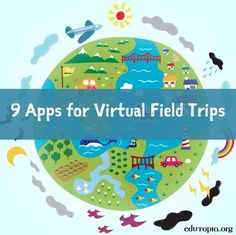 Travel the World From Your Classroom: Free iPad Apps for Virtual Field Trips - Home Schooling Ideas Teaching Technology, Educational Technology, Future Classroom, Classroom Themes, Google Classroom, Apps For The Classroom, Multicultural Classroom, Classroom Walls, Ipad Apps