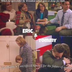Eric and Tommy -Boy Meets World Cory And Shawn, Cory And Topanga, Boy Meets Girl, Girl Meets World, Boy Meets World Tommy, Old Disney, Disney Love, How Ya Doin, Funny Today