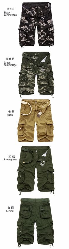 Bequeme Camo Men Cargo Shorts – Einkaufspass Camo Men, Shorts, Summer Clothing, Contentment, Short Shorts, Bermuda Shorts, Hot Pants