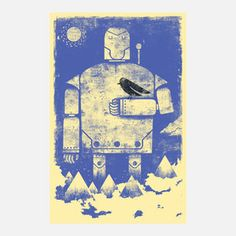 Humble Giant Print now featured on Fab.