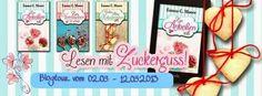 {Blogtour} Emma C. Moore - Zuckergussgeschichten