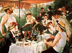Auguste Renoir (1841 - 1919), est l'un des plus célèbres peintres français. Difficilement classable, il a fait partie du groupe impressionniste, mais s'en est assez vite écarté dès les années 1880. Peintre de compositions à personnages, scènes animées, figures, nus, portraits, paysages, natures mortes, fleurs, pastelliste, graveur, lithographe, sculpteur, dessinateur.