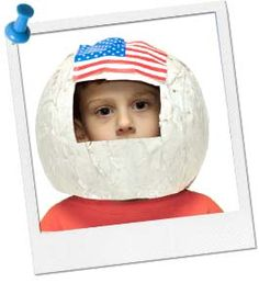 Space Party Ideas for crafts, games and activities from birthdayinabox.com