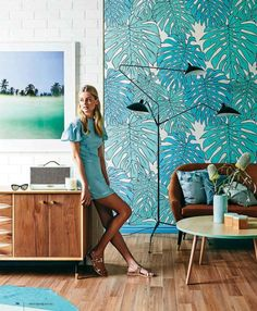From the grand colonial style, to the quirky and playful, the secret to the tropical trend\'s success is its adaptability. So how can it work in your home?